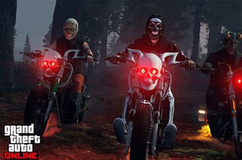 Gta 5 Online Motorrad Crew by Gta 5 Online Halloween Sanctus Motorcycle Lost Damned