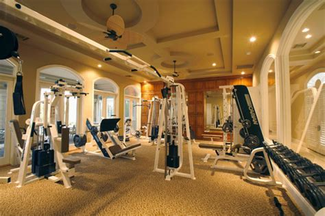27 luxury home design ideas for fitness buffs