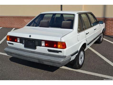 car repair manuals online free 1984 volkswagen quantum security system 1983 volkswagen quantum gl with 12 500 miles german cars for sale blog