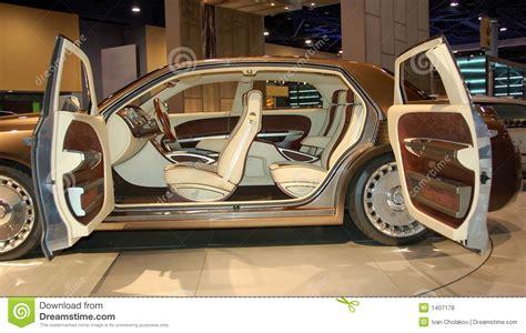 luxury car upholstery luxury exotic car interior stock photo image of showroom