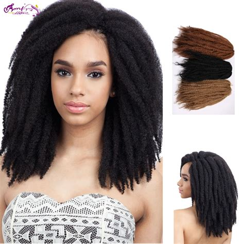 color 99j in marley hair havana mambo 18inch 100g afro kinky twist hair crochet