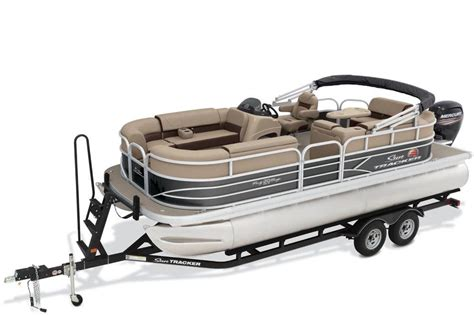pontoon boats rapid city sd new 2018 sun tracker party barge 20 dlx power boats