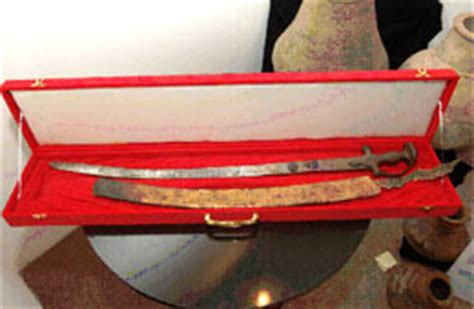 Pedang Al Ayubby khazanah untuk ummah salahuddin al ayubi