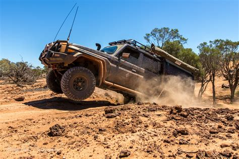 Video Australian Outback 4x4 Adventure 4x4 Mix