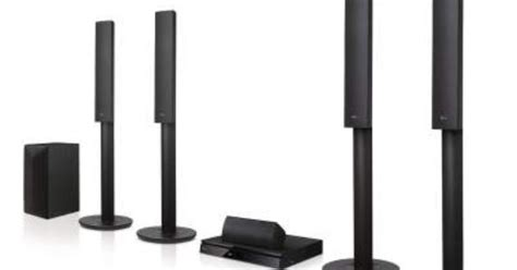 lg electronics lhb655 home theater system quot at a glance