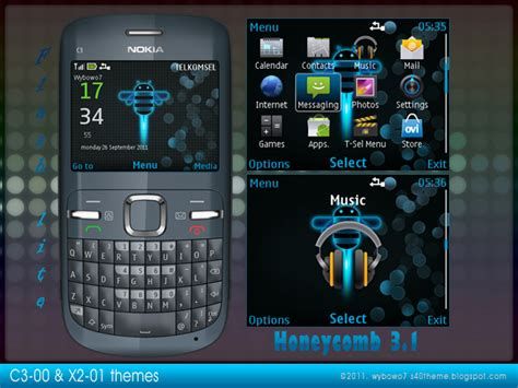 themes mobile nokia c3 nokia x2 00 valentines theme download new calendar