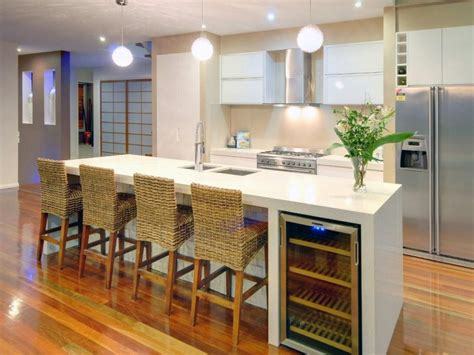 australian kitchen ideas floorboards in a kitchen design from an australian home kitchen photo 378229