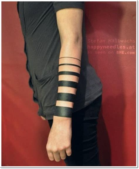 solid band tattoo designs 35 most popular armband designs