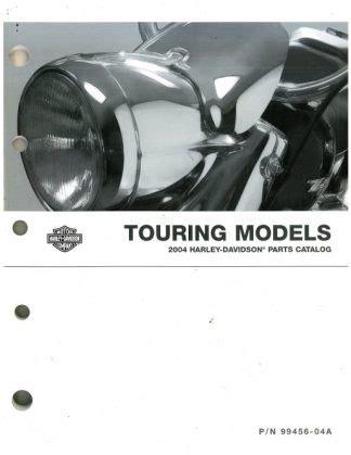 2004 Harley Davidson Xl Sportster Motorcycle Parts Manual