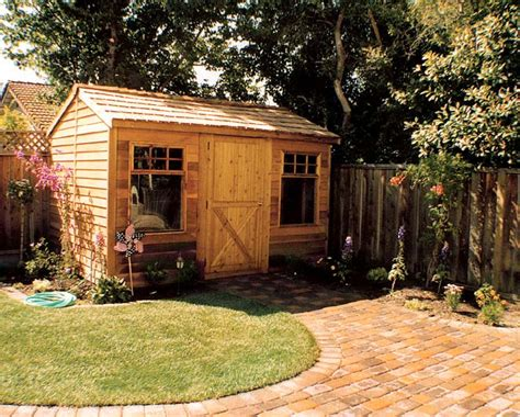 cedarshed industries tiny house blog guide to traditional garden shed kits old house online