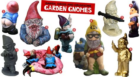 crazy lawn gnomes on pinterest garden gnomes gnomes and 31 best images about incredible things originals on