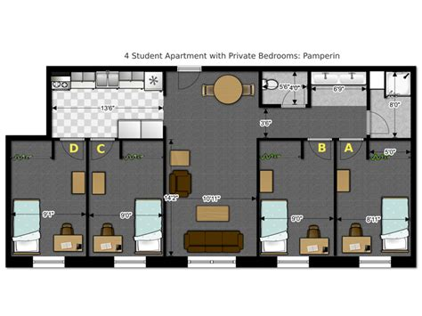 Green Home Designs Floor Plans Pamperin 3294 Office Of Residence Life University Of