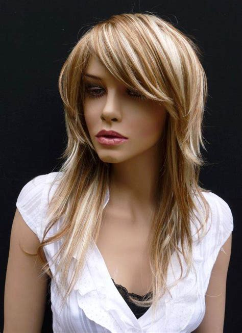 hairstyles with brown hair and blonde highlights as brown blonde hair with blond highlights international