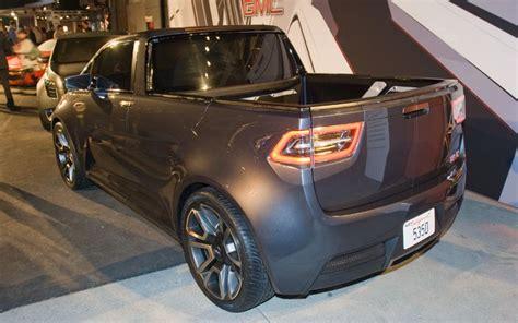 gmc granite cpu concept 2010 l a auto show motor