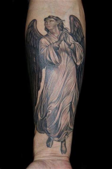 christian tattoo artist fort worth angel by francisco sanchez tattoos