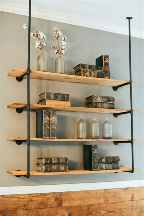 Rustic Kitchen Shelving Ideas by 25 Best Ideas About Rustic Shelves On Style