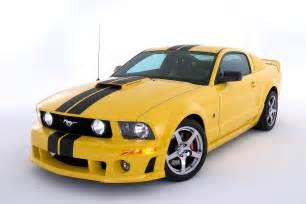 Autos Amarillo Autos Mustang Imagenes Taringa