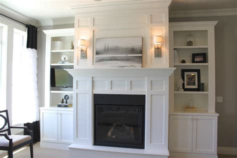 built in shelves and cabinets bookcases around fireplaces picture yvotube com