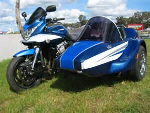 Suzuki Sidecar Suzuki Bandit And Griffin Sidecar For Sale