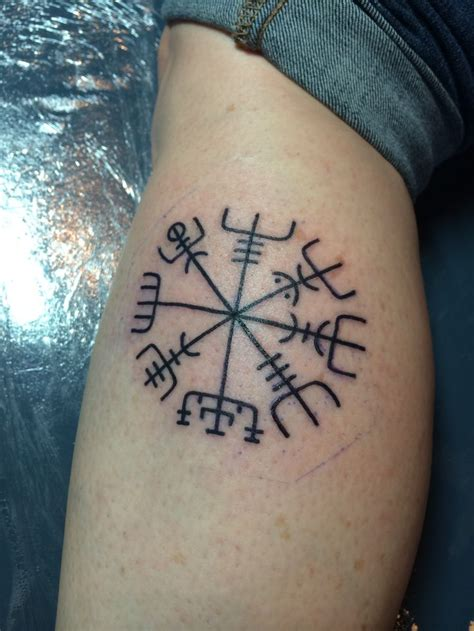 vegvisir tattoo vegvisir tattoos tattoos and