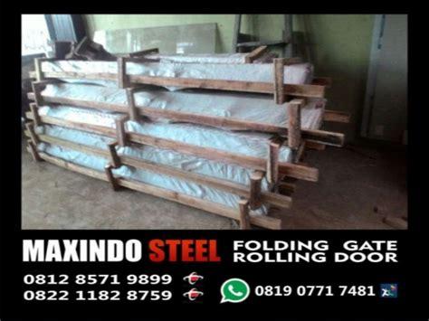 Rolling Door Folding Gate Termurah Di Tangerang rolling door folding gate mekarjaya depok tlp 0822 1182 8759 wa