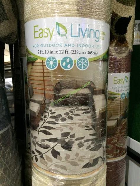 costco rug pad orian rug easy living 7 10 x 12 area rug costcochaser