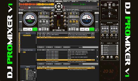 dj mixer all software free download full version free download dj promixer free audio players software