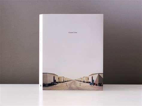 layout photography book closed cities the book design blog