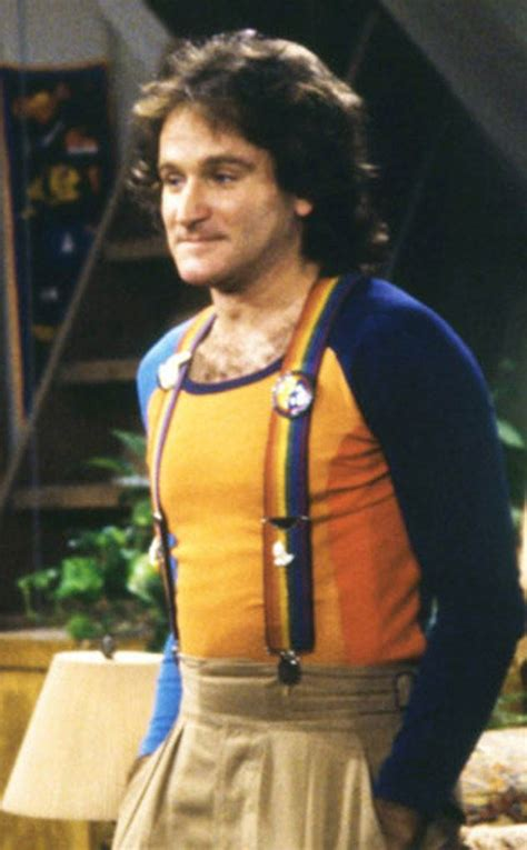 How robin williams became mork from ork that happy days episode was supposed to be the biggest