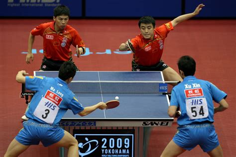 Table Tennis Mn by