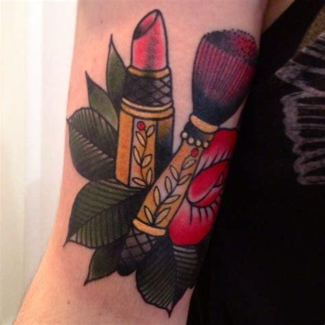 lipstick tattoo 1000 ideas about lipstick tattoos on glitter