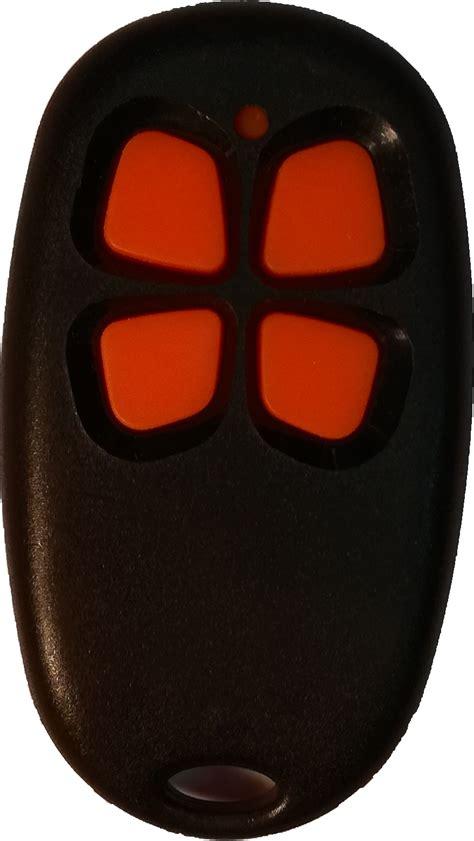 Acheter Telecommande Orange 1715 by T 233 L 233 Commande Avidsen 114253 4 Boutons 224 Clapet Pour