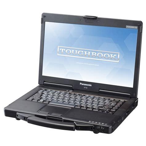 Hp Panasonic Second panasonic toughbook cf 53 14 quot intel i5 3320m 2 60 ghz