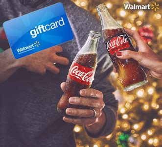 Coca Cola Gift Card - coca cola 5 walmart gift card instant win game 50 000 winners