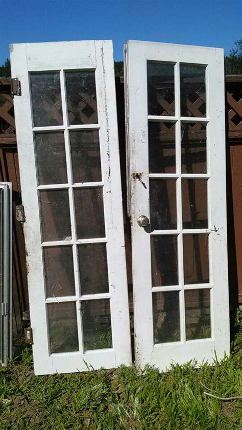4 Foot Wide Exterior Door 4 Ft Wide Doors W Hardware Household In Renton Wa Offerup