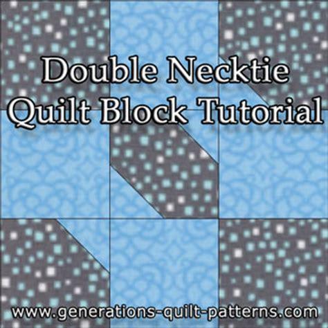 Necktie Quilt Block by It S 5x The With Our Necktie Quilt Block