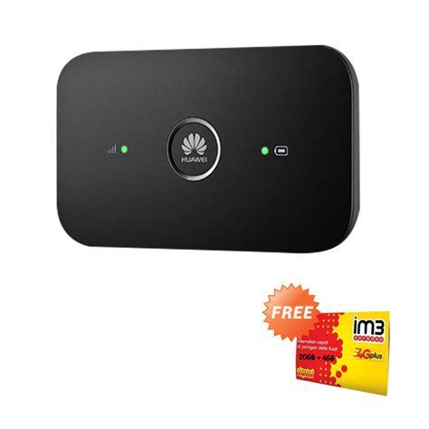 Wifi Indosat jual huawei e5573 router mifi 4g free 20gb indosat