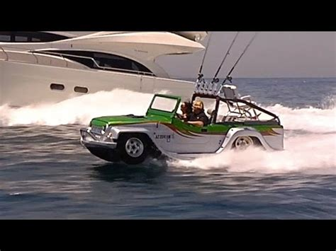 watercar panther amphibious car worlds fastest amphibious vehicle watercar