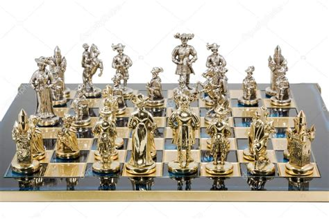 decorative chess set gift set decorative chess stock photo 169 grashalex 63809767