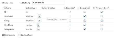 table service definition hosting wcf service on windows azure dotnetcurry