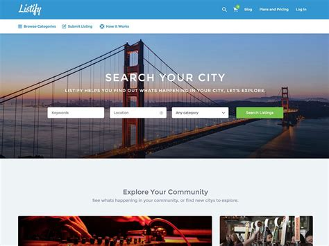 listify theme 45 best travel wordpress themes for blogs agencies and
