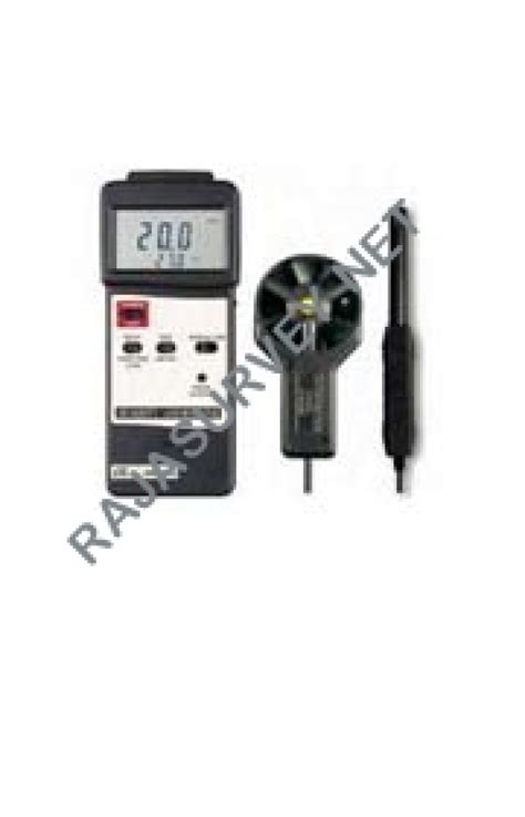 Jual Anemometer Digital Lutron Am 4202 rajasurvey net detil produk anemometer lutron am 4205a distributor digital instrument ph meter