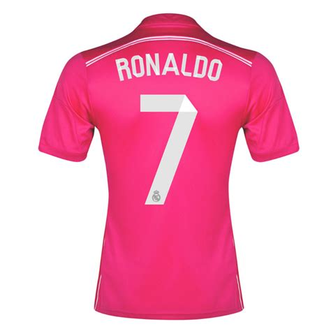 Madrid Away 14 15 real madrid 14 15 away shirt ronaldo 7 m37318