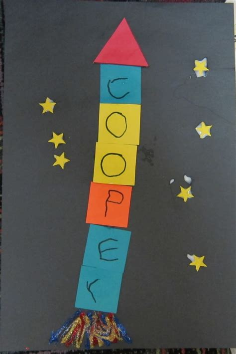 space craft projects mrs s preschool ideas let s fly to the moon or