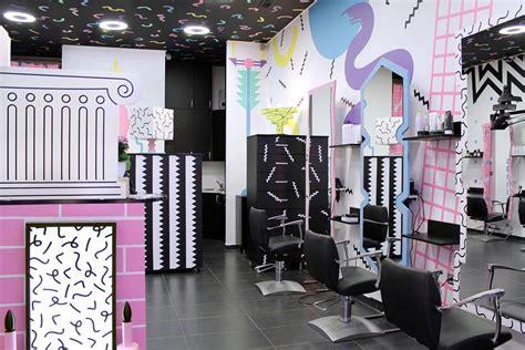 superb Pop Art Style Interior Design #1: kitsch-nitsch-yms-hair-salon-019753.jpg