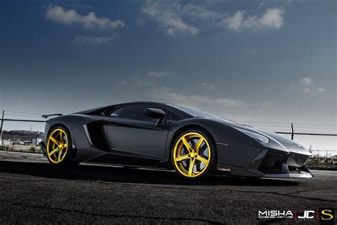 lamborghini custom gold lamborghini aventador lp700 4 forged sv58 savini wheels