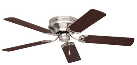 hugger fans for low ceilings flush mounted ceiling fans