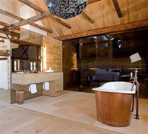 rustic style bathrooms 50 enchanting ideas for the relaxed rustic bathroom