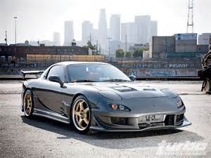 Madza Rx7 Mazda Rx 7 Fd3s A Spec Tuning Wayne S World Photo