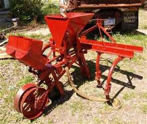 Covington Planter by Used Farm Tractors For Sale Covington Planter 2 Row